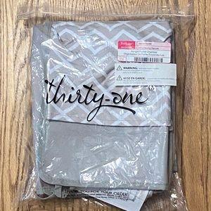 thirty-one Storage & Organization - Thirty-one hanging pocket organizer beige/white